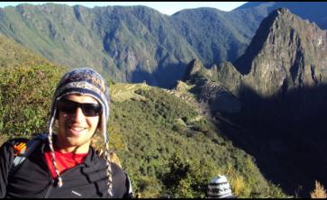 Machu Picchu, Peru, 2011